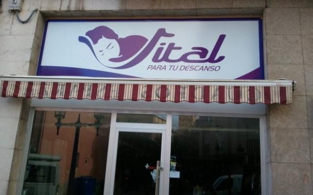 Centro de Colchonería Vital