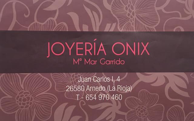 Joyería Onix